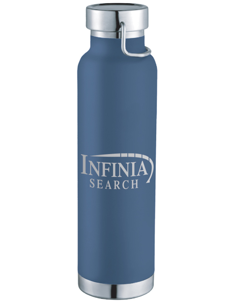 Picture of Thor Copper Vacuum Insulated Bottle 22oz